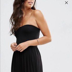 ASOS Bandeau Maxi Dress